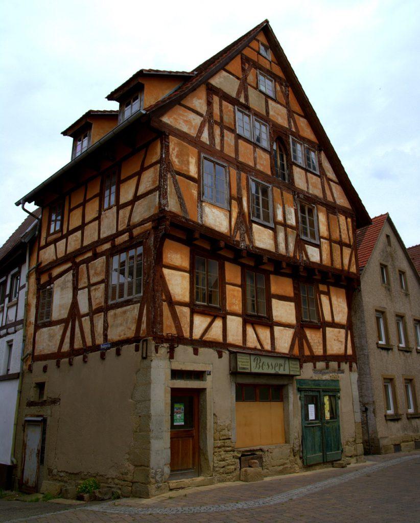 Fachwerkhaus 3 - Eppingen im Kraichgau