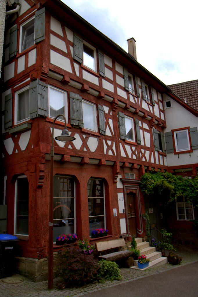 Fachwerkhaus 5 - Eppingen im Kraichgau