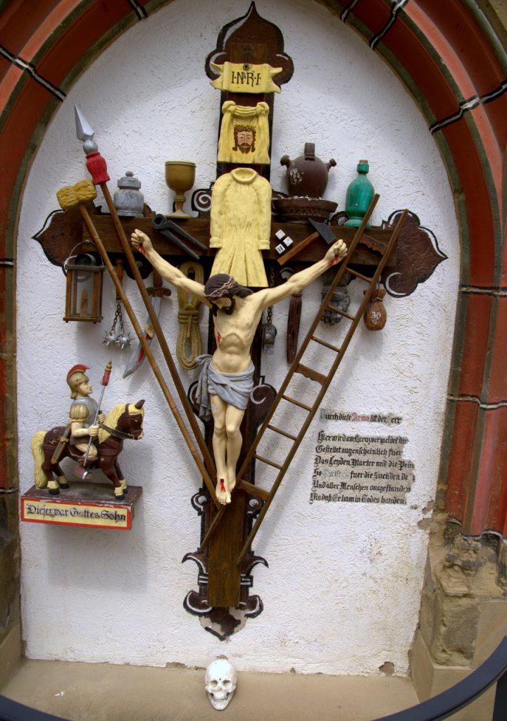 Kruzifix - Eppingen im Kraichgau