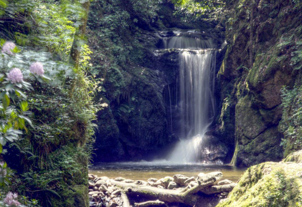 Gerolsau-Wasserfall