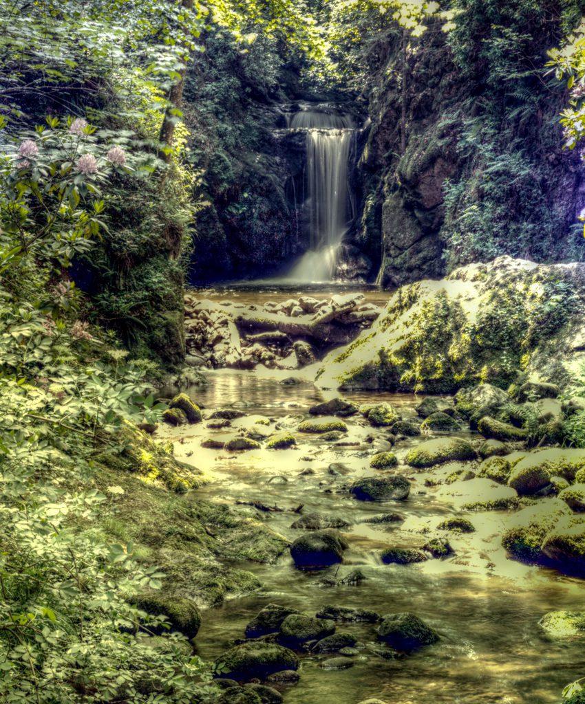 Gerolsau-Wasserfall (2)