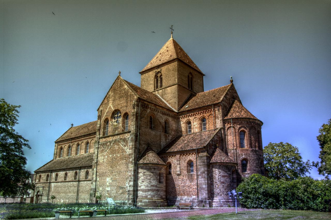 Ehemalige Abteikirche - Rheinmünster-Schwarzach