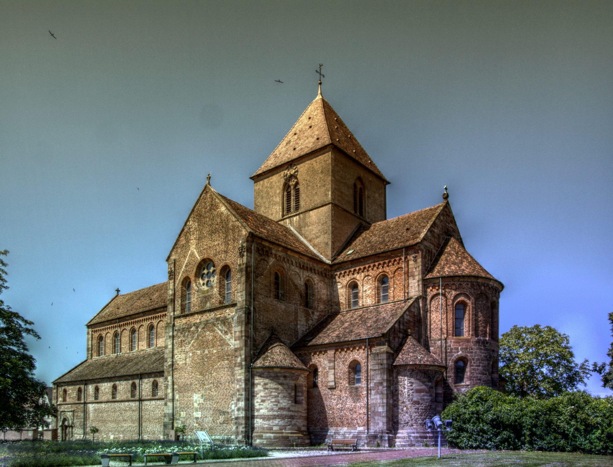 Das Münster in Rheinmünster-Schwarzach - Foto von Waldgold.de