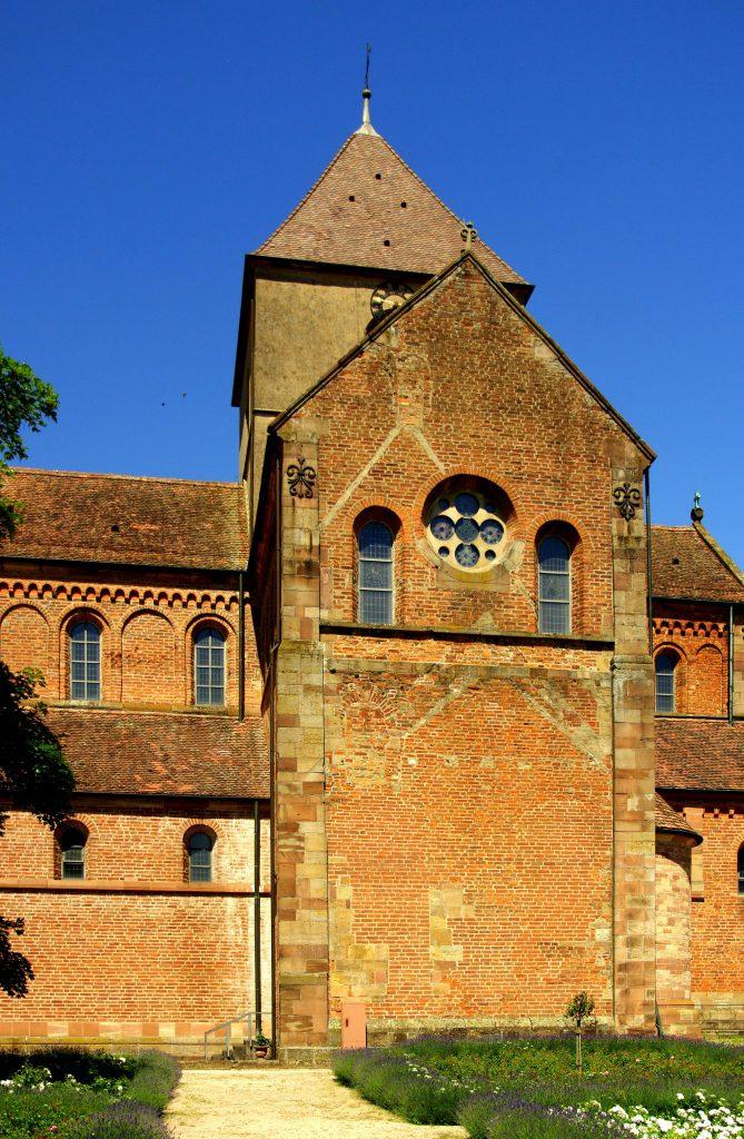Querhaus - Münster in Rheinmünster-Schwarzach