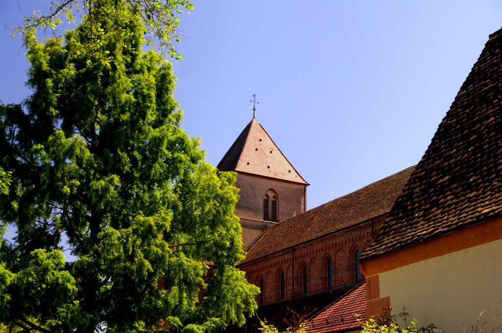Turm - Münster in Rheinmünster-Schwarzach