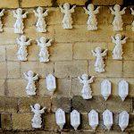 Herstellung von Engel- und Heiligenfiguren - Yucatan, Mexiko