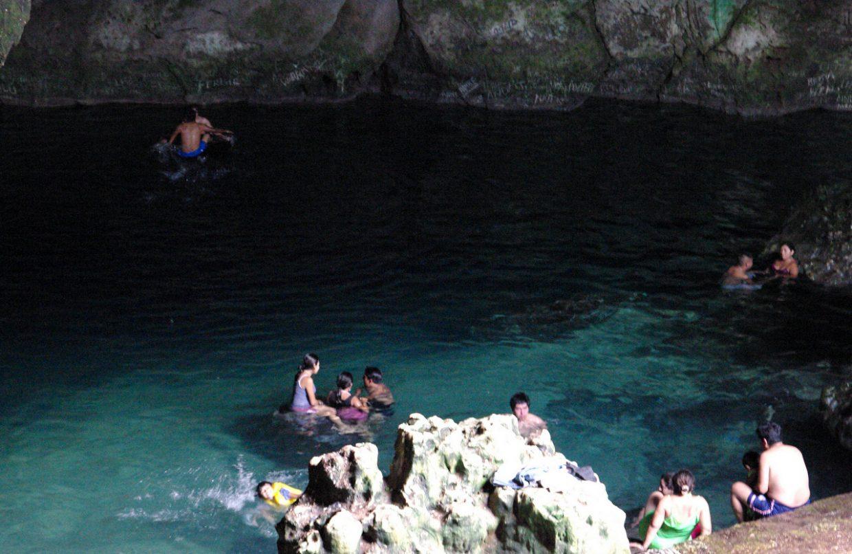 Cenote in Yucatan