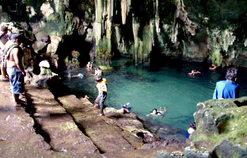 Hosentaschen leeren und rein ins Vergnügen - Cenote Tza Ujun Kat - Homun
