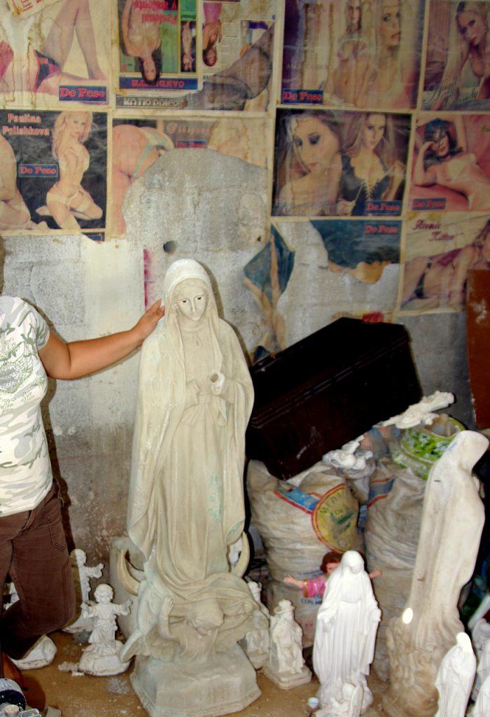 Die Jungfrau von Guadalupe - Heilige und Sünder