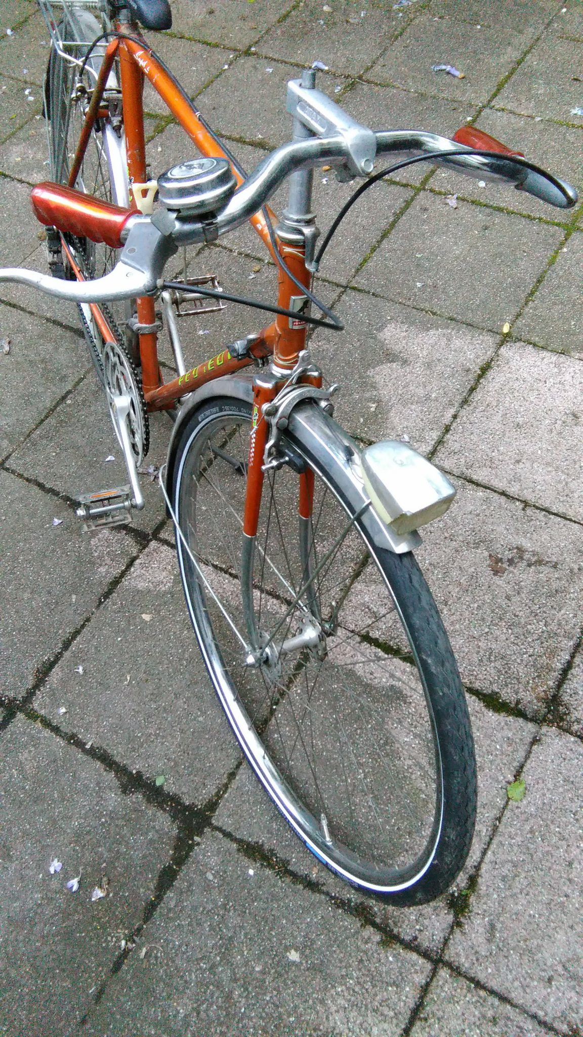 "Peugeot Fahrrad – ""Super Sport"" PX 8/PM-D – 1979/1980"