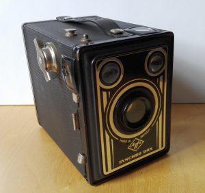 Boxkamera - Agfa Synchro Box