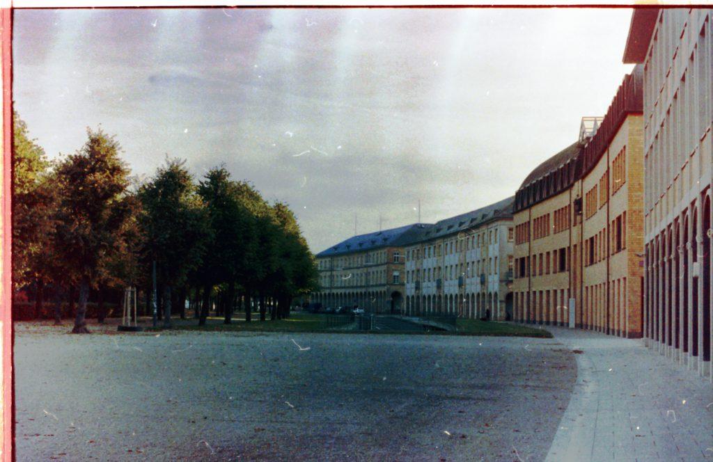 Schloßplatz Karlsruhe