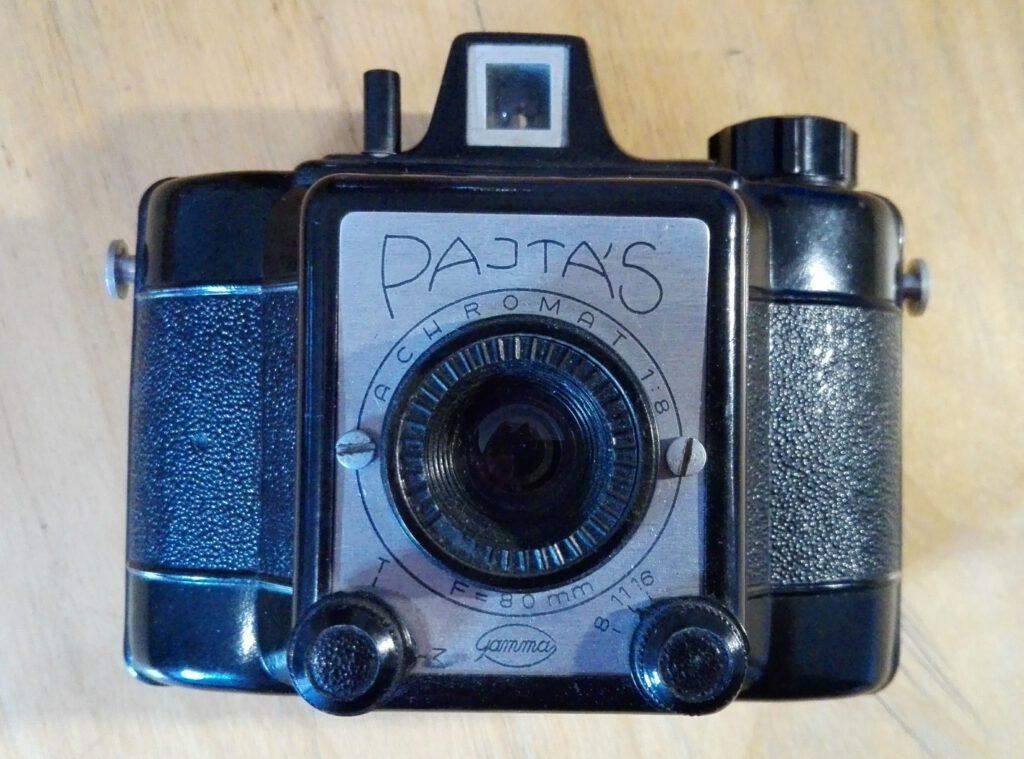 Die Gamma Pajta's - Achromat 1:8 - F=80mm